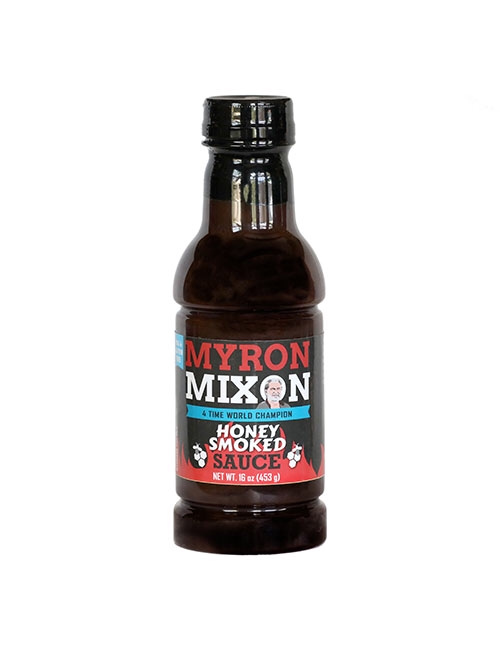 Myron Mixon Honey Smoked Sauce