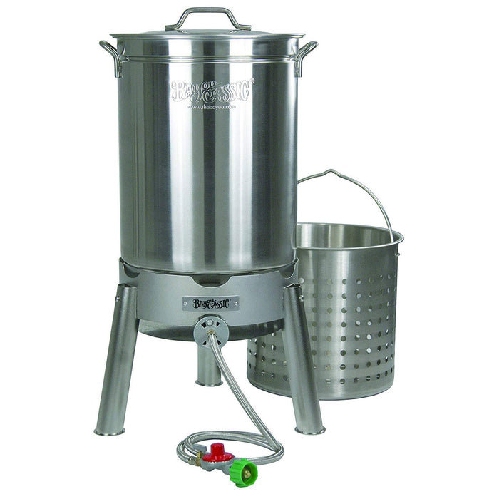 Stainless Steel 44qt. Cooker Kit 801903