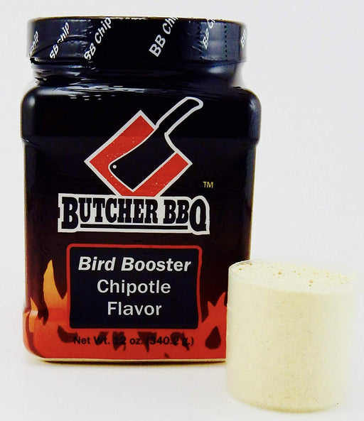 Butcher BBQ Bird Booster Chipotle Flavor 12oz.