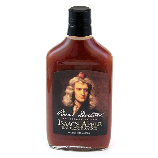 Isaac's Apple Barbecue Sauce 12.5fl. oz.