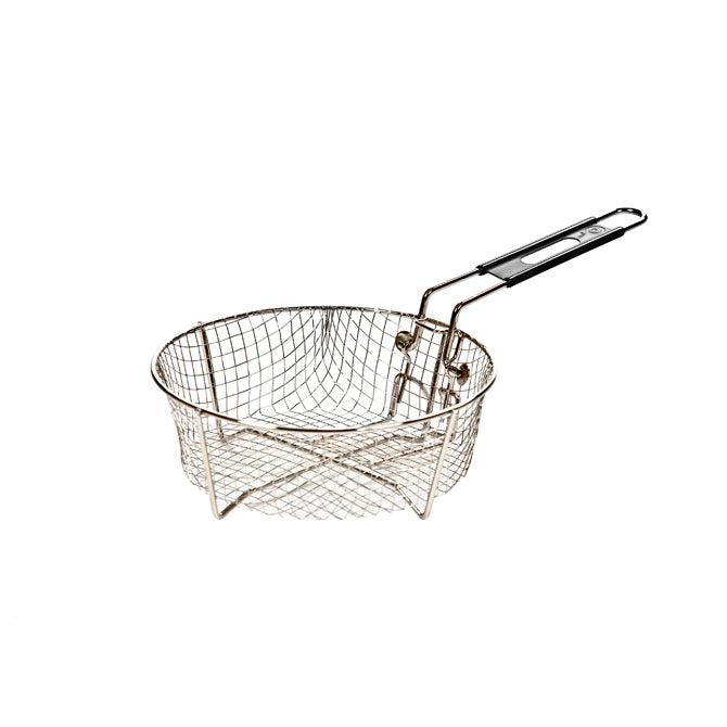 Lodge 9 Inch Deep Fry Basket, East Stow Folding Handle