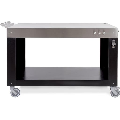 Alfa 51-Inch Stainless Steel Multi-Functional Base & Prep Station