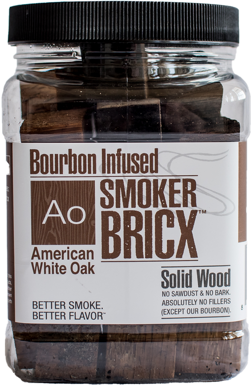 Smoker Bricx: American Oak