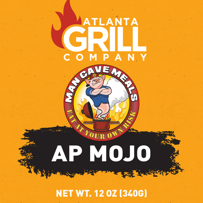 Man Cave Meals: AP Mojo (All Purpose)