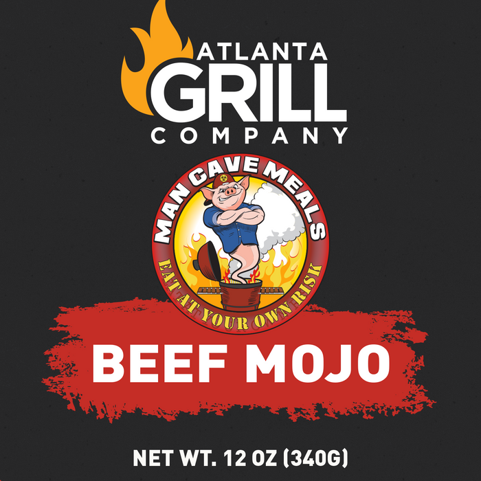 Man Cave Meals: Beef Mojo