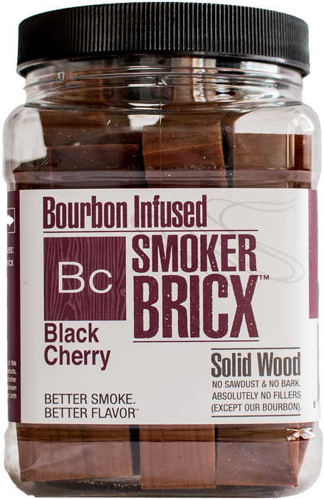 Smoker Bricx: Black Cherry