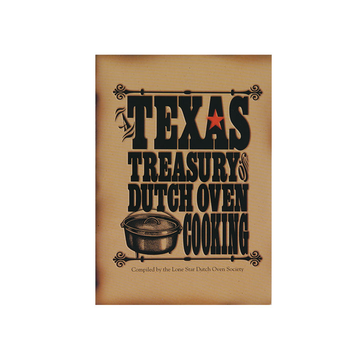 Texas Treasury Of Dutch Oven Cooking