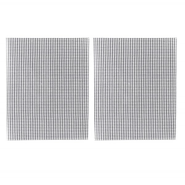 Non-Stick Mesh Grill Sheet – Set of 2