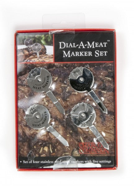 Dial-A-Meat Markers