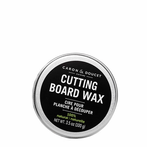 Caron & Doucet Cutting Board Wax