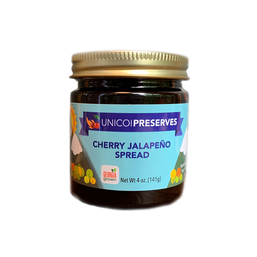 Unicoi Preserves: Cherry Jalapeño Spread