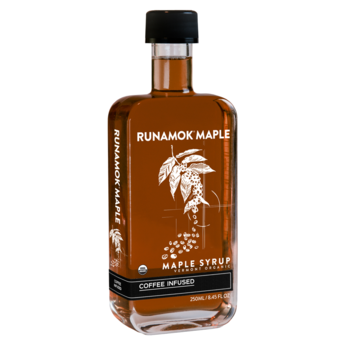 Runamok Maple Syrup: Coffee Infused Organic Maple Syrup