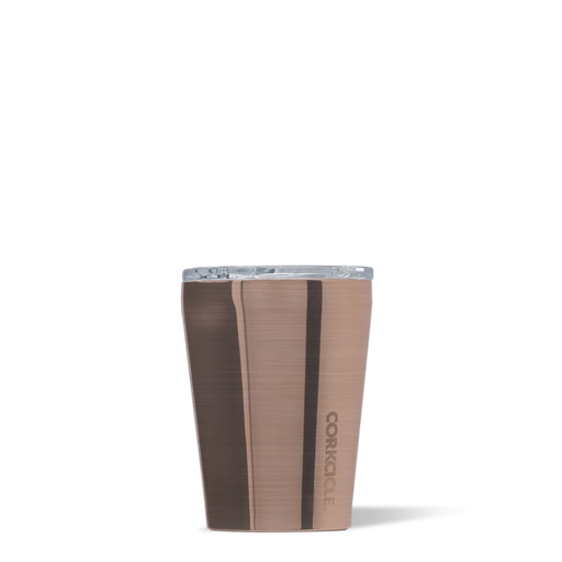 Corkcicle. Copper Metallic 12oz Tumbler