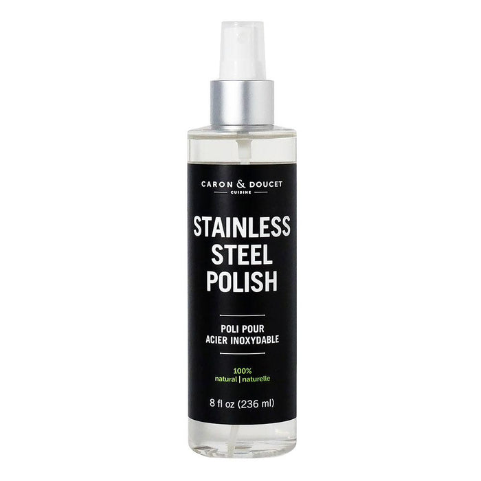 Caron & Doucet Stainless Steel Polish