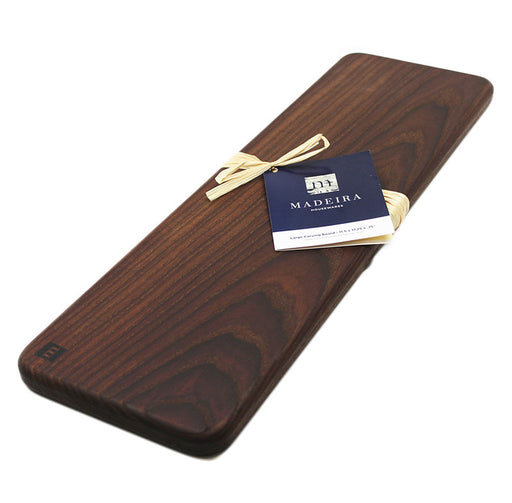 "Madeira Large Flatbread board (6"" x21"" x.75"")"