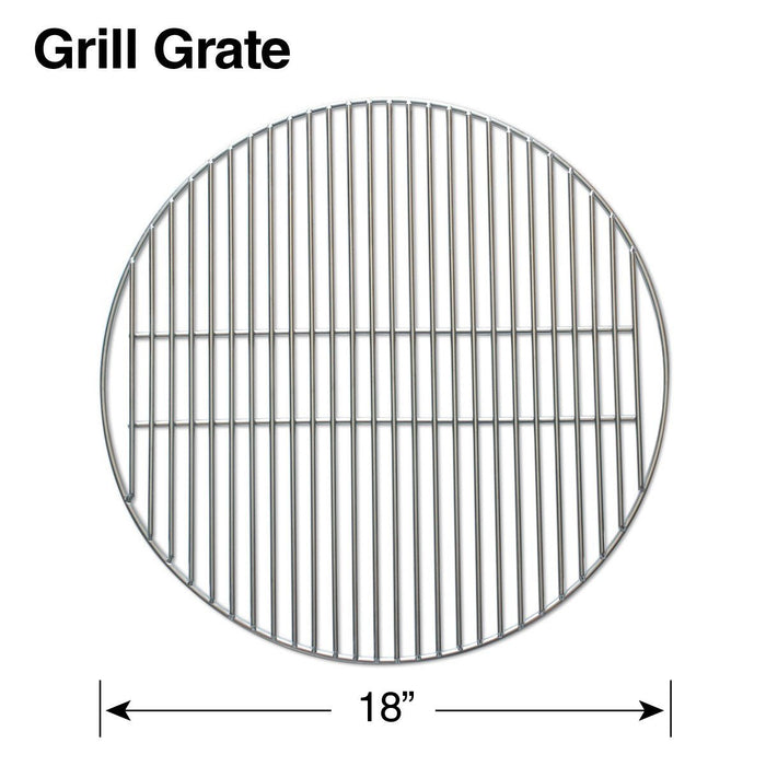 Heavy Stainless Steel Grill Grate