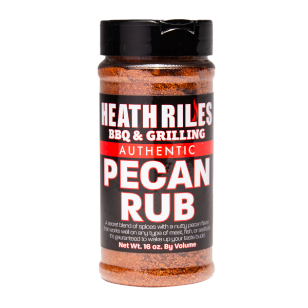 Heath Riles BBQ Pecan Rub