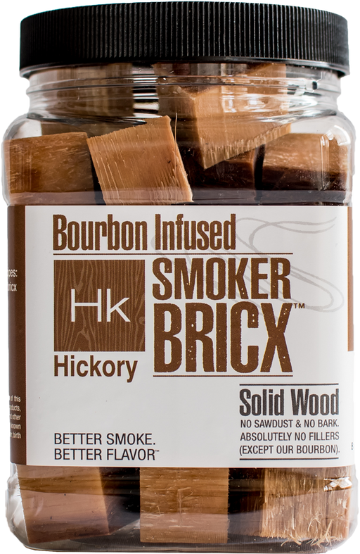 Smoker Bricx: Hickory