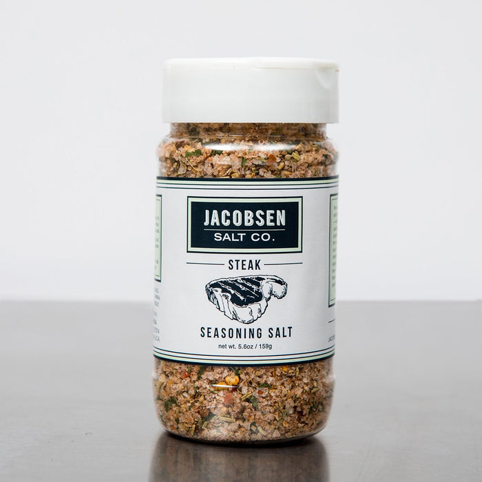 Jacobsen Salt Co. Steak Seasoning Salt 2.4oz.