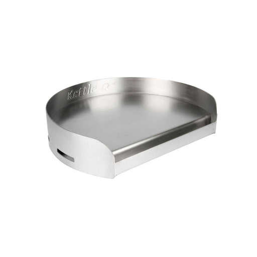 Kettle-Q® Stainless Steel BBQ Griddle