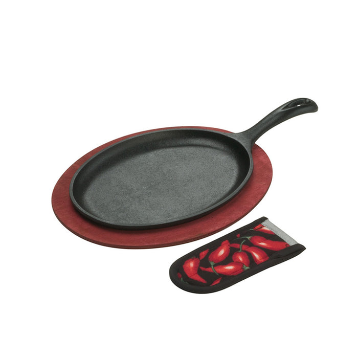 Lodge Fajita Set