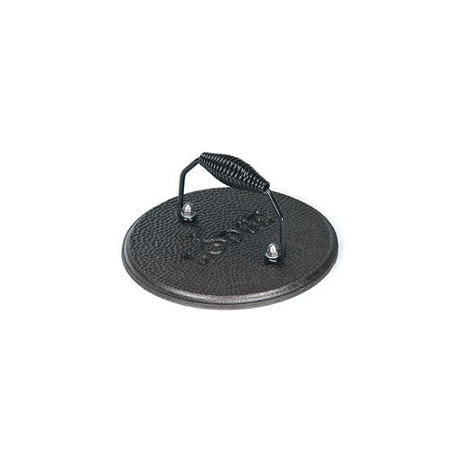 Lodge 7.5 Inch Round Cast Iron Grill Press