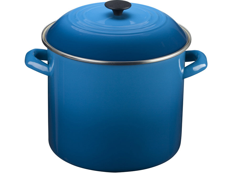 Le Creuset Enamel on Steel Stockpot 16 qt.