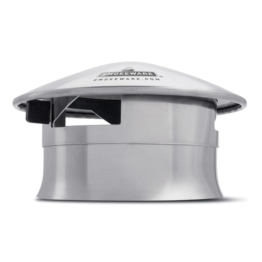 Stainless Steel Vented Chimney Cap – BGE