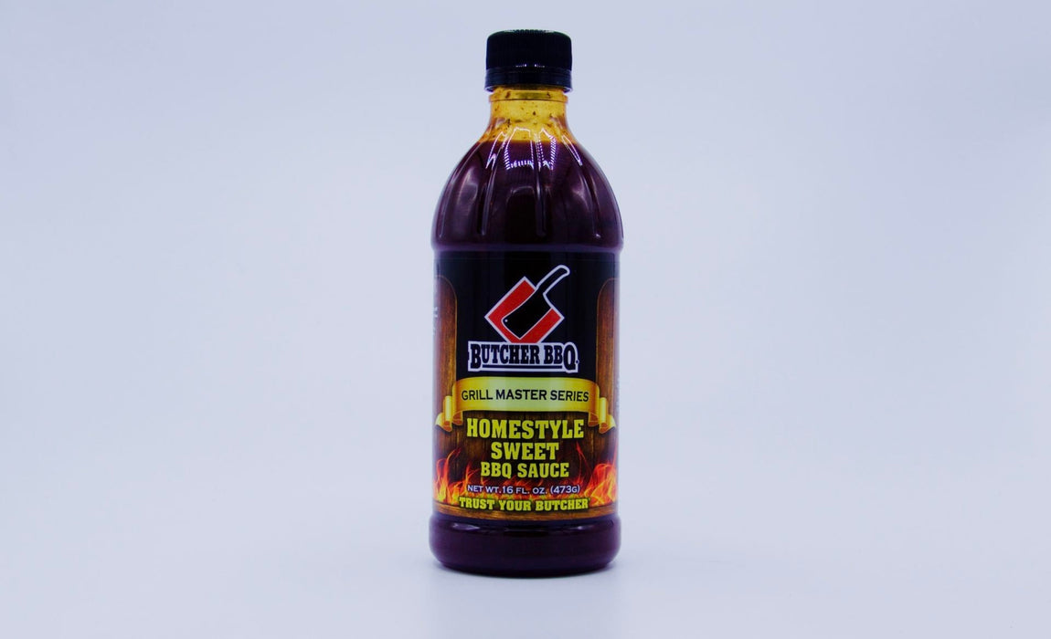 Butcher BBQ HomeStyle Sweet Sauce