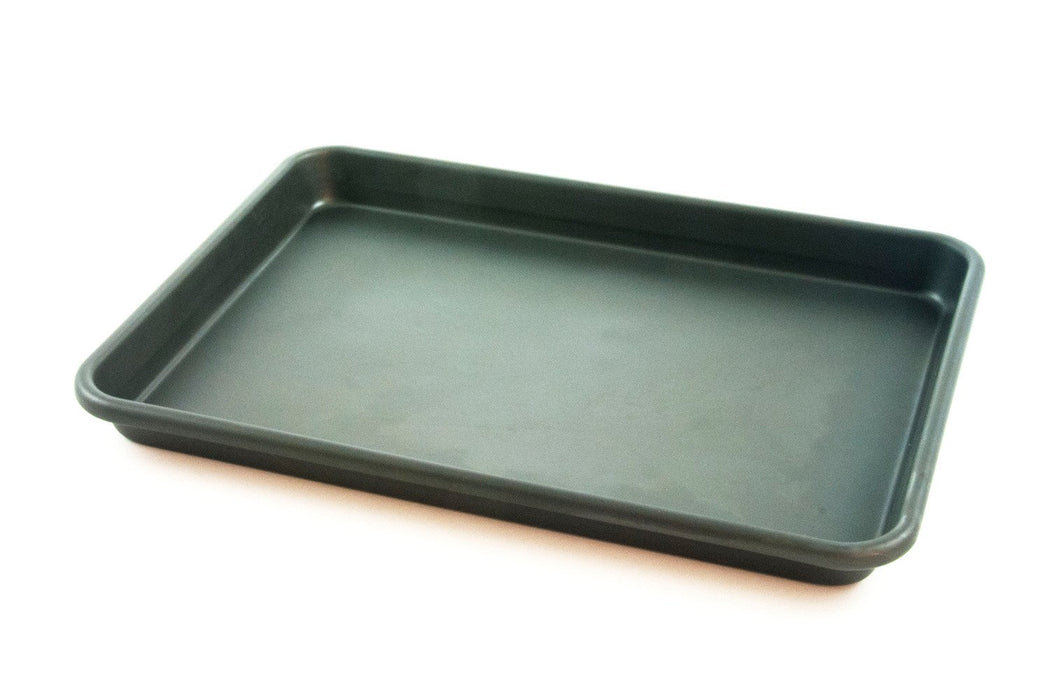 "13"" Detroit–Style Aluminum Rectangle Pizza Pan"