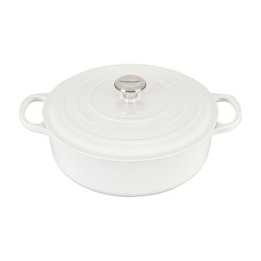 Le Creuset Round Wide Dutch Oven 6 3/4 qt.