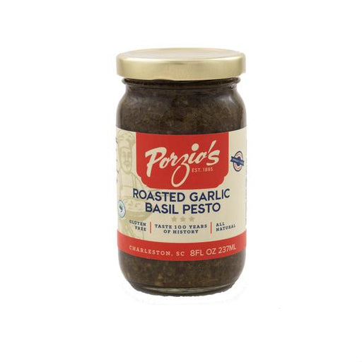 Porzio's Roasted Garlic Basil Pesto