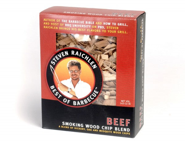 Beef Smoking Wood Chip Blend