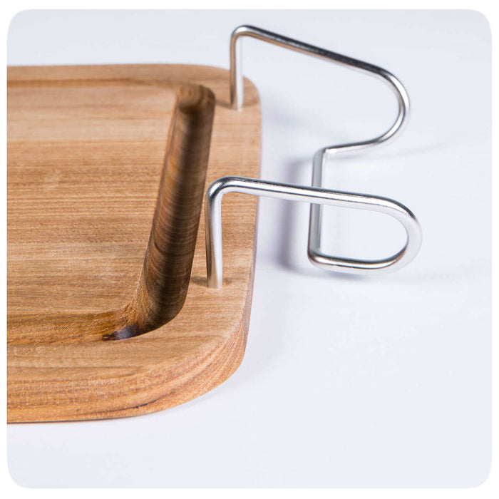 The Durable Teak Cutting Board