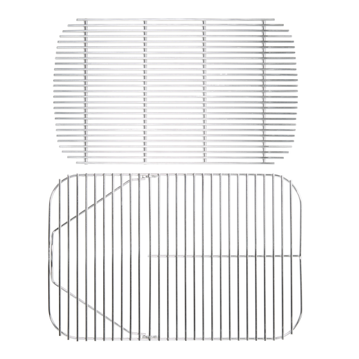Stainless Steel Cooking Grid & Charcoal Grate for Original PK