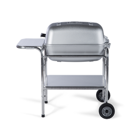 The PK Grill & Smoker – Classic Silver