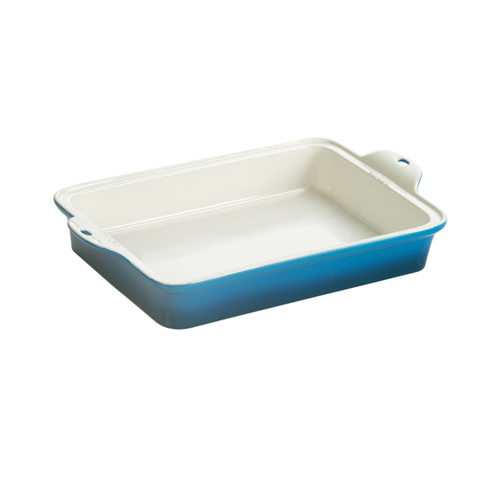 Lodge 9 X 13 Inch Stoneware Baking Dish, Blue