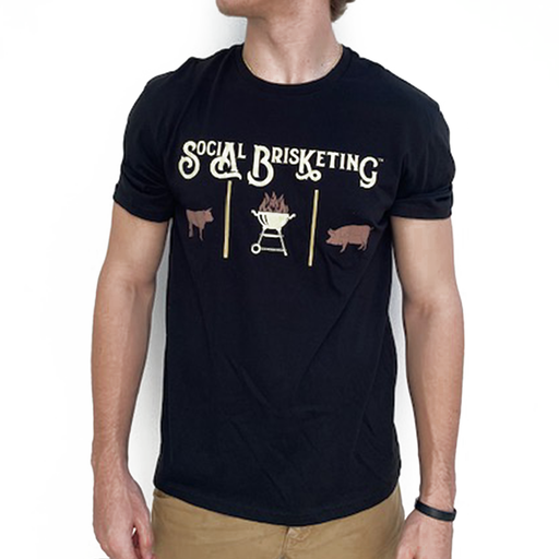 Social Brisketing T-Shirt
