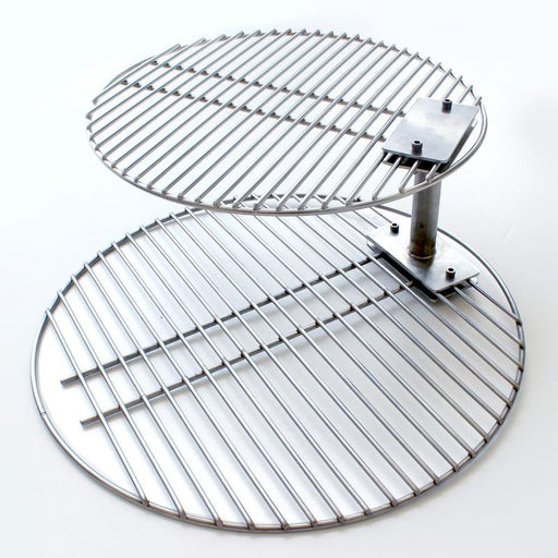 Grate Stacker + Grill Grate – Combo