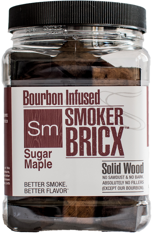 Smoker Bricx: Sugar Maple