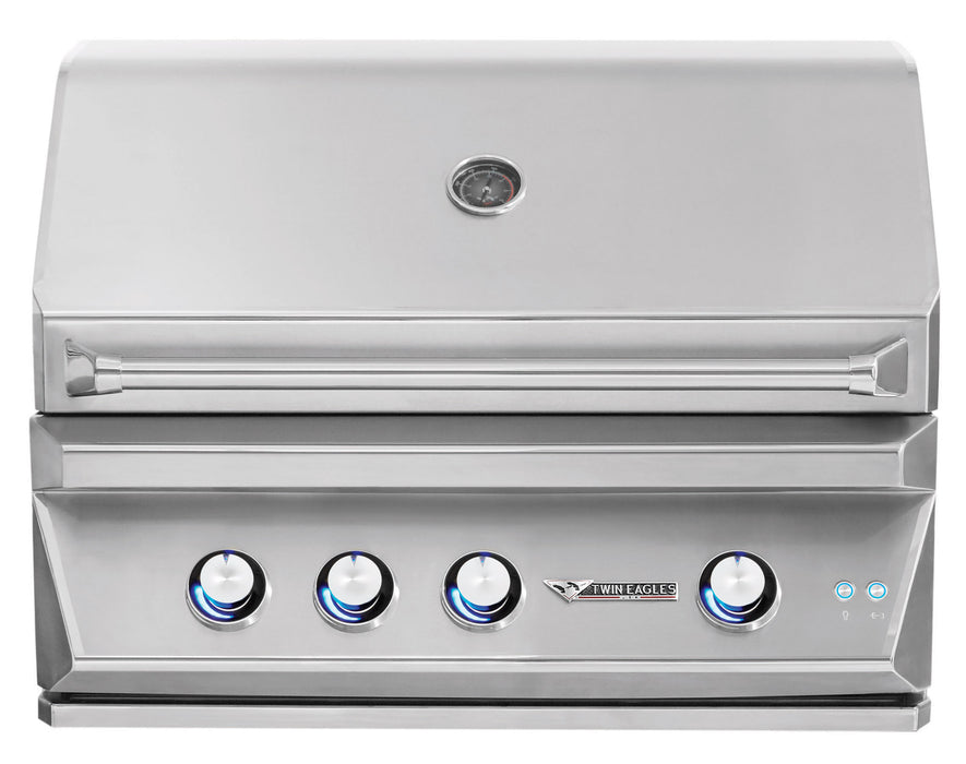 "36"" Twin Eagles Gas Grill"