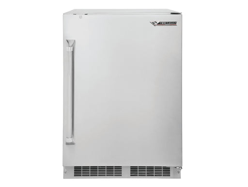 "Twin Eagles 24"" Outdoor Refrigerator with Lock"