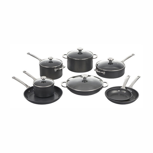 Le Creuset 13-Piece Toughened Nonstick PRO Set