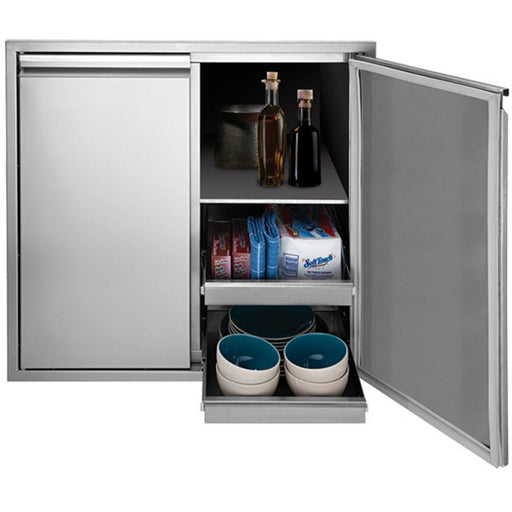 "Twin Eagles 36"" Tall Dry Storage Cabinet"