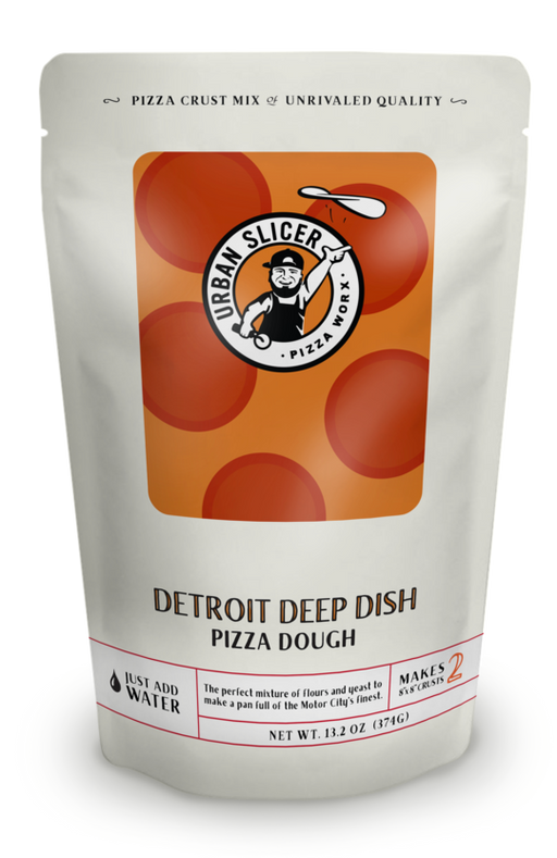 Detroit Deep Dish Pizza Dough