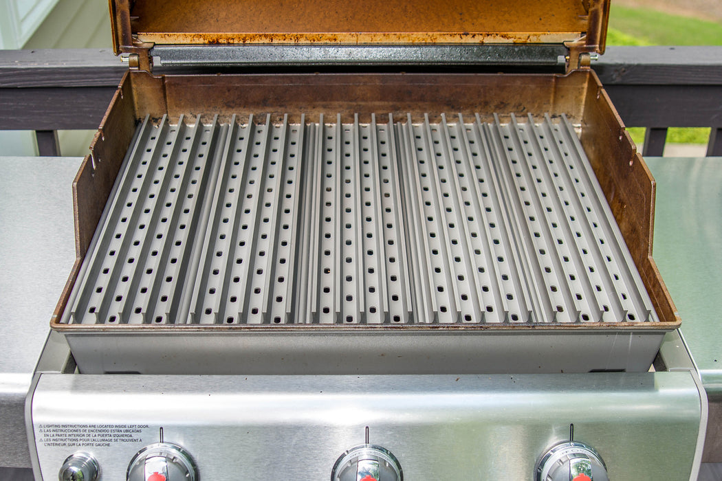 "GrillGrate – 5 Panel Surface Set of 19.25"" Grates"