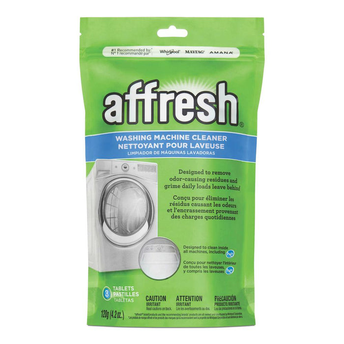 Affresh Washer Cleaner for High-Efficiency (HE) Washers 600476