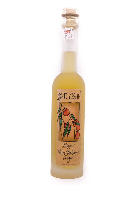 B.R. Cohn: Ginger White Balsamic Vinegar, 200ml