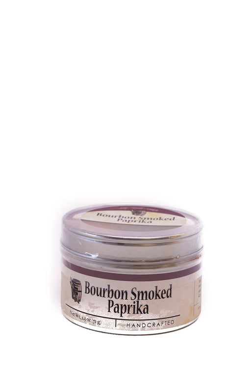 Bourbon Barrel Foods: Bourbon Smoked Paprika