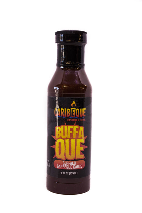 Caribeque: Buffalo BBQ Sauce